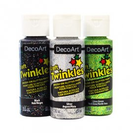 Craft Twinkles DecoArt