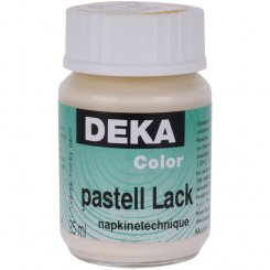 Deka-color pastell vanille