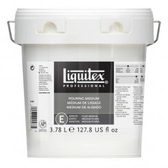 Pouring medium Liquitex Pouring Acrylics 3,7 liter 3700 ml