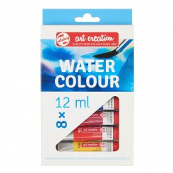 WaterColour Set 8 X 12 ml Royal Talen8