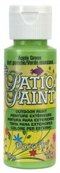 Apple Green - Akrylfärg för utomhus Patio Paint outdoor 59 ml