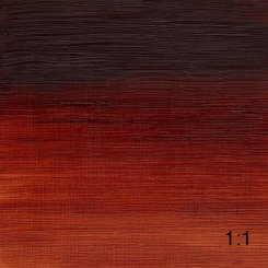 Burnt sienna 74 1:1