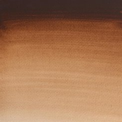 Burnt umber 76 Cotman akvarellfärg W&N