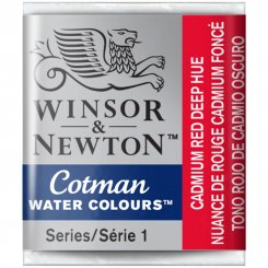 Cadmium red deep hue 98 Cotman W&N