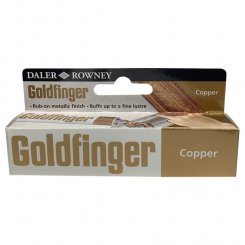 Goldfinger Koppar Metallpasta