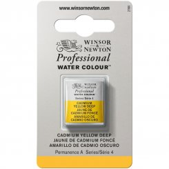 Cadmium Yellow Deep 111 W&N Professional akvarell