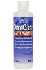 DuraClear matte varnish 236 ml