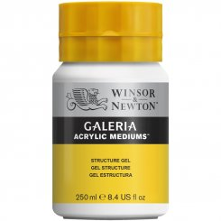 Galeria Structure gel, Winsor & Newton, 250 ml