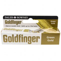 Goldfinger Grönguld Green Gold Metallpasta