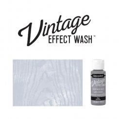 Grey vintage effect wash DecoArt