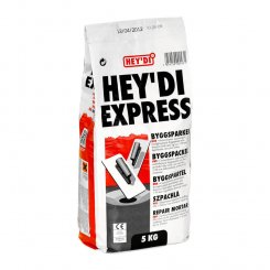 Hey'di Express Byggspackel
