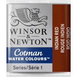 Indian red 317 Cotman Winsor & Newton