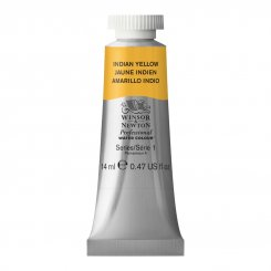 Indian Yellow 319 W&N Professional akvarell tub 14 ml