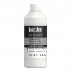 Liquitex Iridecent Pouring Medium