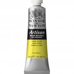 Winsor & Newton Artisan Lemon Yellow 346