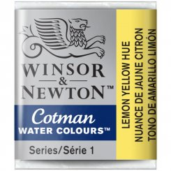 Lemon Yellow hue 346 Cotman Winsor & Newton