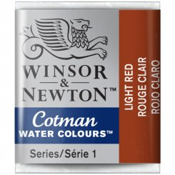 Light red 362 cotman Winsor & Newton
