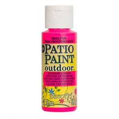 Patio Paint Neon Pink