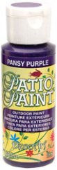 Pansy purple - Patio Paint
