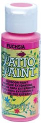 Patio Paint Deco Art Fuchsia