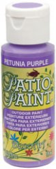 Petunia Purple - Patio Paint