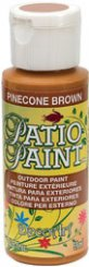 Pinecone Brown - Patio Paint