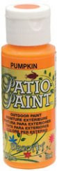 Pumpkin - Patio Paint