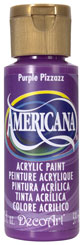 Americana akrylfärg purple pizzazz