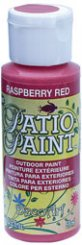 Raspberry Red - Patio Paint