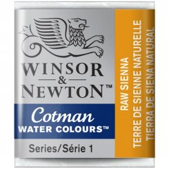 Raw sienna 552 Cotman W&N