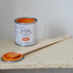 Jeanne d'Arc Living Vintage Paint Rusty Orange 100 ml