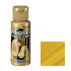Splendid Gold - Dazzling Metallics DecoArt
