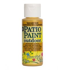 Splendid Gold - Patio Paint