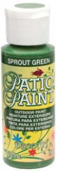 Sprout Green - Patio Paint