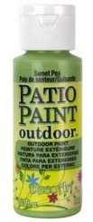 Sweet pea - Patio Paint