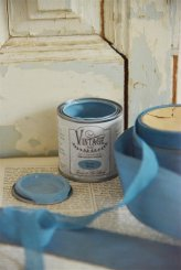 kalkfärg Vintage Paint - Dusty blue - 100 ml