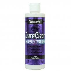 DuraClear Iridescent Varnish Violet DecoArt