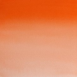 Winsor Orange Red shade W&N Professional akvarell