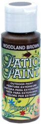 Woodland Brown - Patio Paint