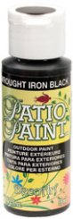 Wrought Iron Black - Patio Paint