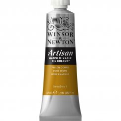 Yellow Ochre 744 winsor & newton