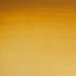 Yellow ochre 744 cotman akvarell