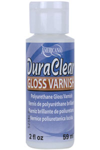 Americana duraclear polyurethane varnish 256 ml