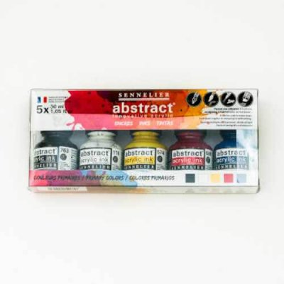 Ink set Sennelier Abstract Acrylic Ink