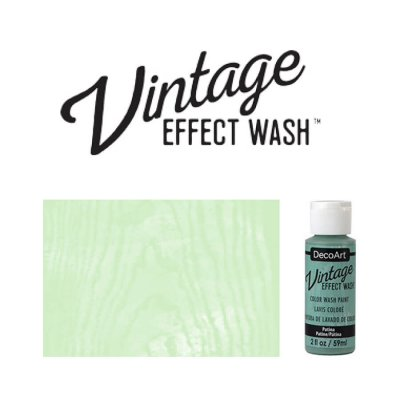Patina vintage effect wash DecoArt
