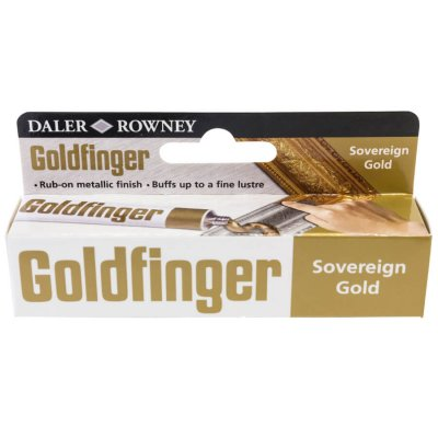 Goldfinger Sovereign Metallpasta