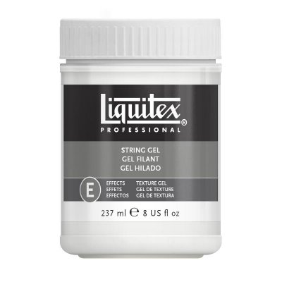 String gel effekt liquitex