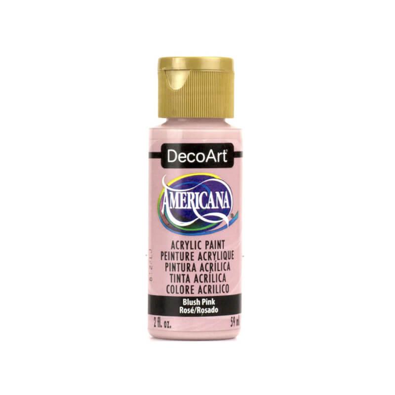 Americana Acrylics Blush pink DA355 Blush pink Americana Acrylics f311850577ec8