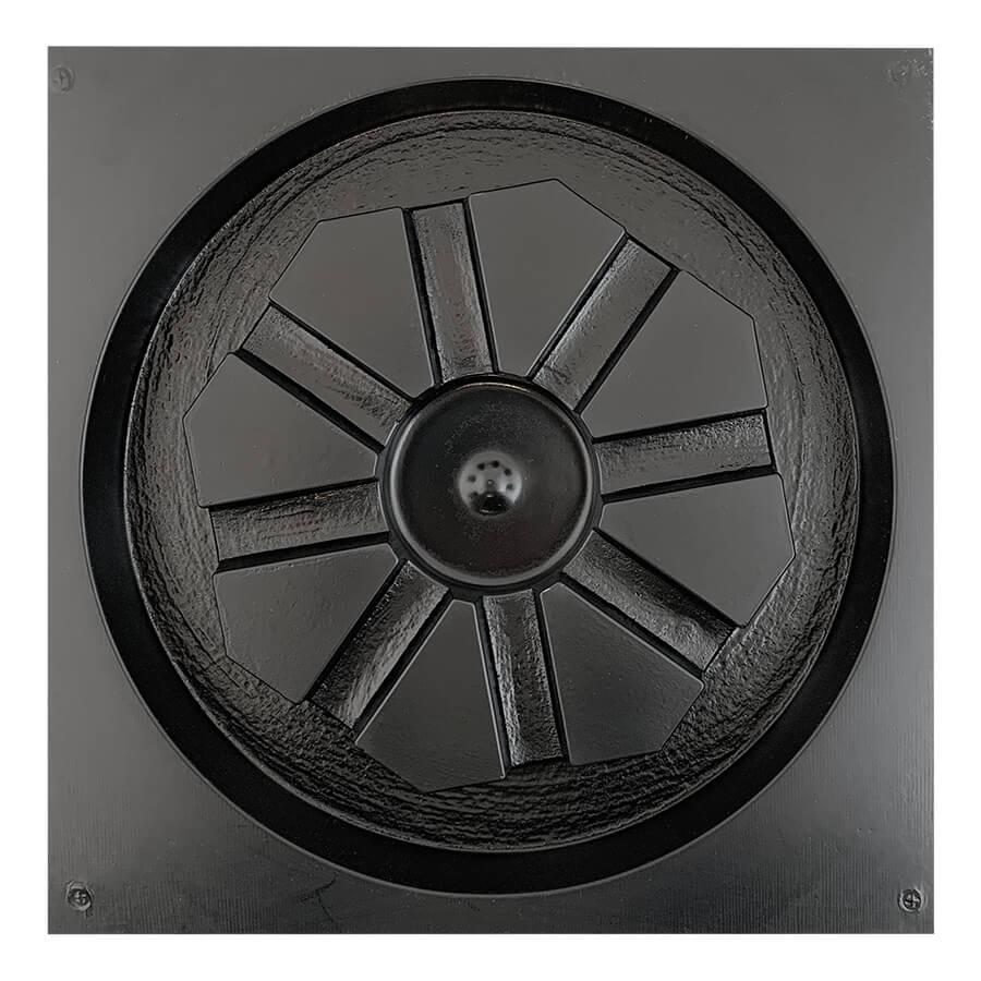 Vagnshjul gjutform till betong