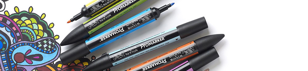 Paintmarkers promarkers och pennor